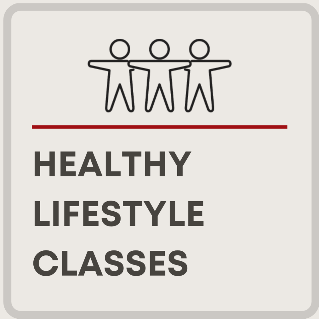 Healthy Lifestyle Classes